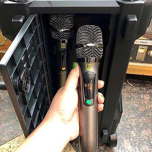 Loa kéo SOK NE-802, loa karaoke 3 tấc