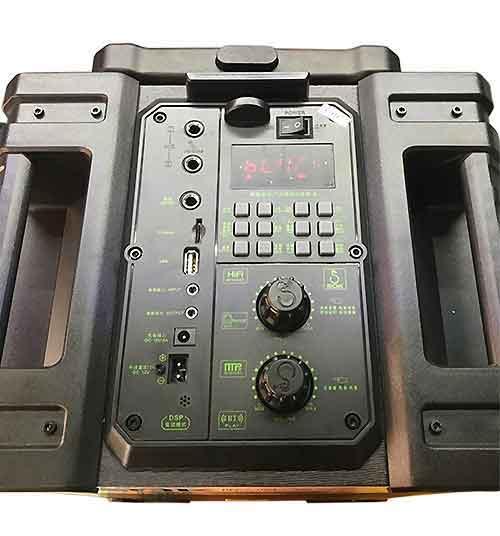Loa kéo SOK NE704, loa hát karaoke cực hay với âm thanh hi-end