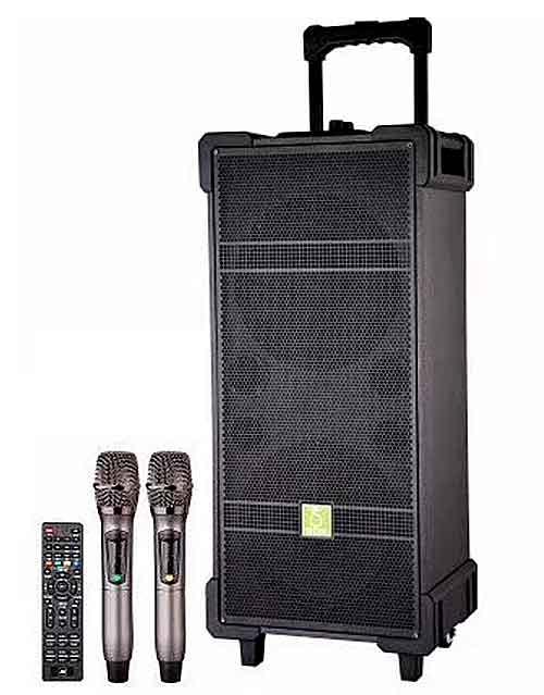 Loa kéo SOK NE707, loa hát karaoke 2 bass