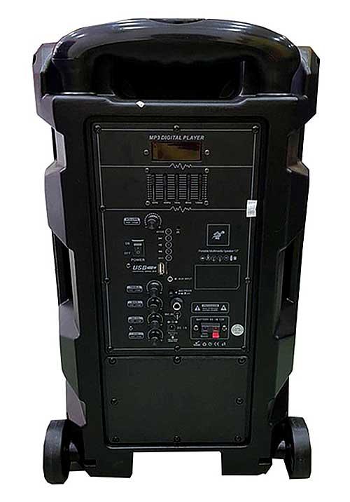 Loa kéo SoundBox S-1015B, loa kéo giá dưới 3 triệu
