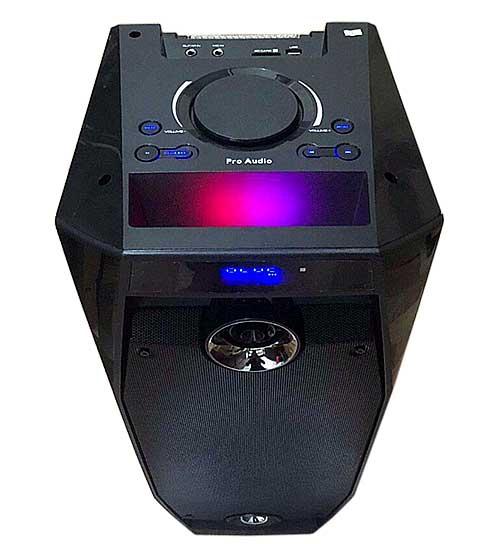 Loa kéo Temeisheng TMS-802, loa karaoke 2 bass
