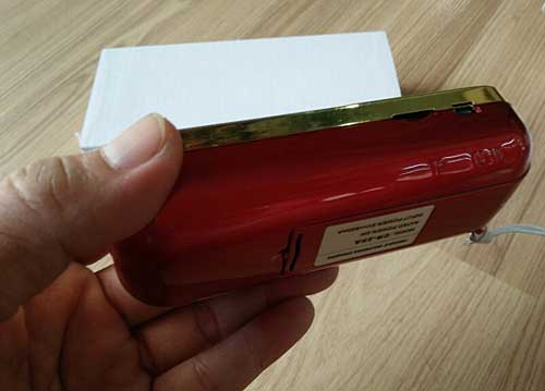 Loa Thẻ Nhớ , USB CRAVEN CR-25A