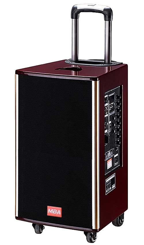 Loa vali kéo MBA SA-8705, loa karaoke di động cao cấp