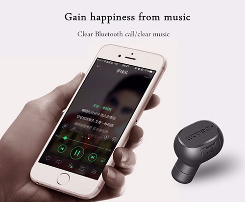 Tai nghe bluetooth mini Dacom K007