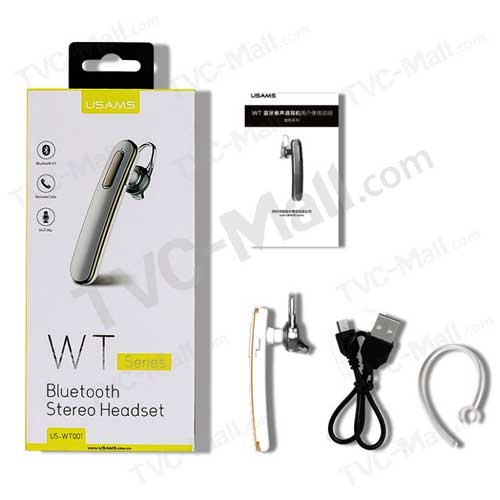 Tai nghe bluetooth USAMS US-WT001